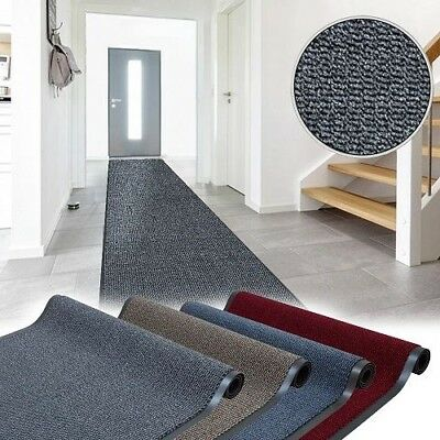 Rubber Barrier Mat Heavy Duty Large Small Rugs Back Door Hall Kitchen Non Slip