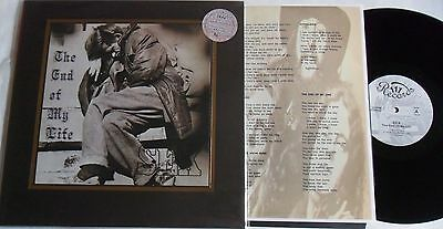 LP Sex The End of My Life (re) 111 Records 111-09 - LTD.NUMBERED EDITION MINT