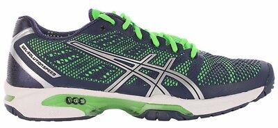 Boys asics Gel Solution Speed 2 Outdoor Tennis Court Shoes Trainers Size UK  5