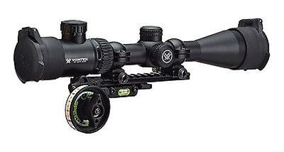 HHA ARCHERY-HHA Optimizer SD-VORTEX Scope Package, NOW WITH TAPES MARKED TO 100Y