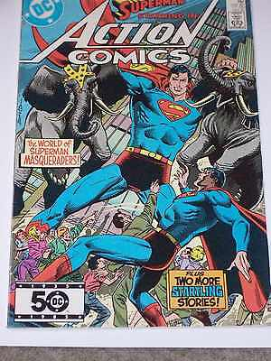 Action Comics #572 : Superman - Dc Comics : 1985 : Nice Comic