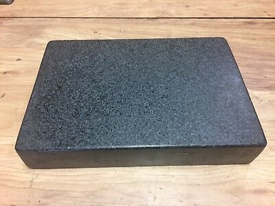 "12 X 8 X 2 "" Granite Plate Surface Plate"