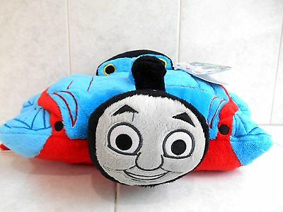 Pillow Pets Pee Wees (Thomas The Tank Engine) As Seen On Tv Nwt