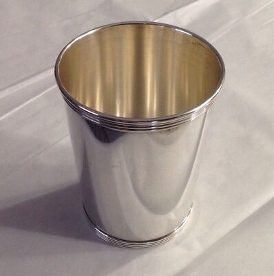 Mint Julep Cup Alvin Sterling Silver No Engraving