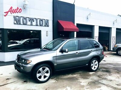 2006 BMW X5 LUX-SPORT 2006 BMW X5 - FREE WARR.- DUAL DVDs - NAV - PANO ROOF - ! NO RESERVE
