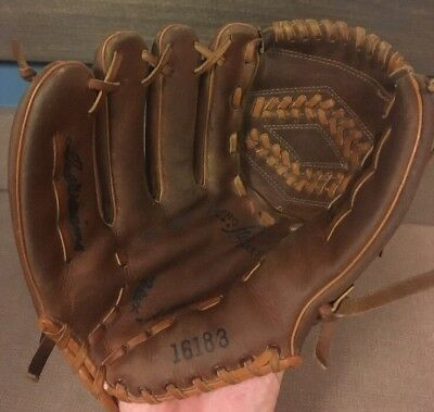 Vintage Ted Williams Rare Baseball Glove   #16183 LH Throwers Sears Roebuck