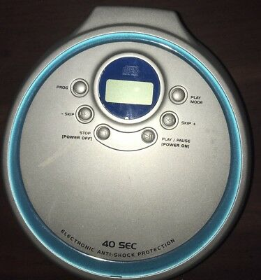 Audio Sonic Portable Cd Player