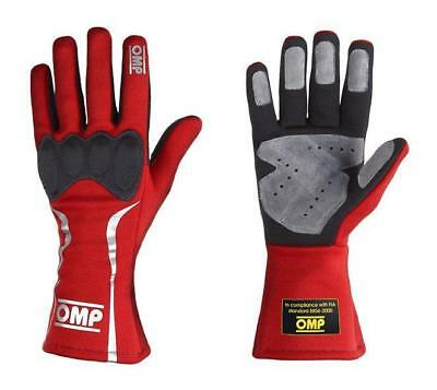 Gants pilote -Mistral- Rouge - Taille M