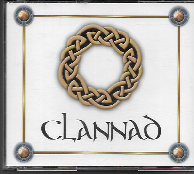 Readers Digest The Very Best Of Clannad 3 Cd Boxset 46 Tracks Vgc