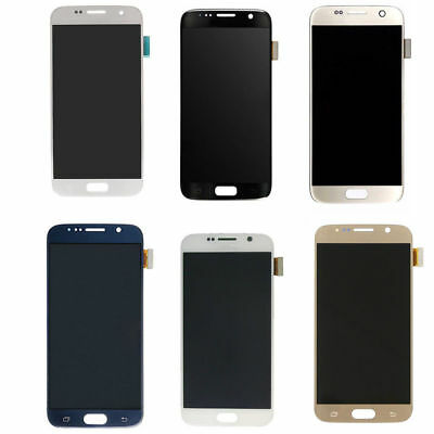 Für Samsung Galaxy S6 G920 S7 G930 LCD Display Touch Screen Digitizer Assembly