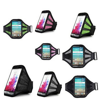 Sports Neoprene Pouch Bag with Armband Case Cover