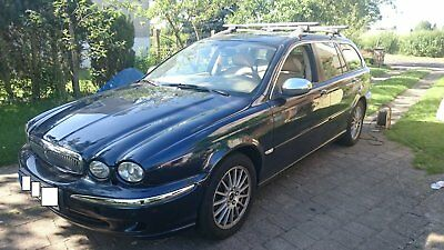 Jaguar X-Type 2.2d Estate Executive 155PS