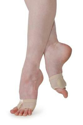 Roch Valley Foot Thong - Dance Foot Protector With Suede Pads S - Xlg