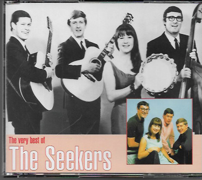 Readers Digest The Very Best Of The Seekers 3 Cd Boxset 60 Tracks Vgc