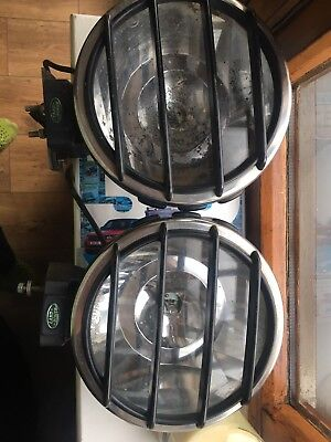 Genuine Land Rover Spot Lights