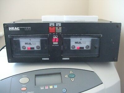 Cassette Conversion After DWP ESA/PIP Assessments [Neal Interview Recorders]