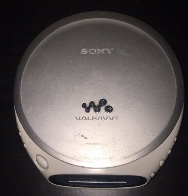 SONY Walkman Portable CD Player Discman D-EJ361