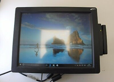 "Digipos CA-15 15"" Touch Screen Monitor - No Card Swipe"