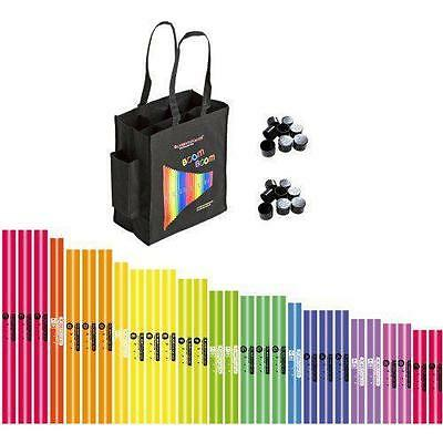 Boomwhackers Moove and Groove Basic School Set BW-Set 4