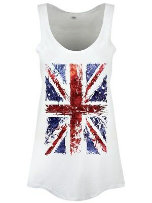 It's All Great Floaty Women's White Vest