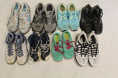NIKE Lot Wholesale Used Shoes Rehab Resale Collection dTpB