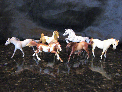 Breyer Horse Stablemates Lot of 6