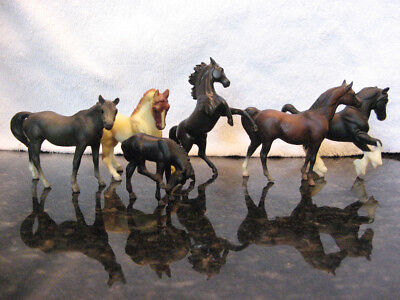Breyer Horse Stablemates 2nd Lot of 6