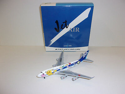 "Boeing 747-481 ANA ""ALL NIPPON AIRWAYS"" 1:400 DRAGON-WINGS !!! OVP !!! SELTEN !!"