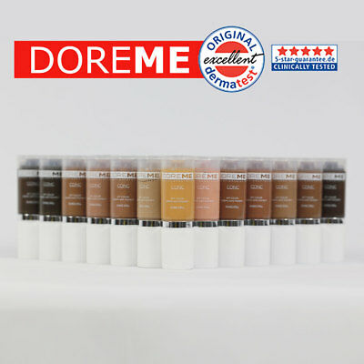 US SHIP Doreme Concentrated Manual Permanent Makeup Pigment Ink for Microblading