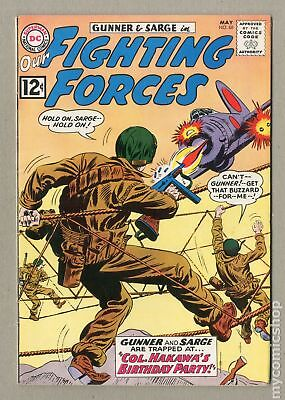 Our Fighting Forces (1954) #68 FN 6.0