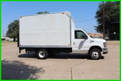 2011 Ford E350 super duty WHITE Used box van