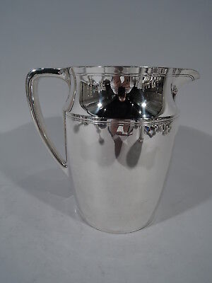 Tiffany Water Pitcher - 20211 - Antique - American Sterling Silver - C 1923