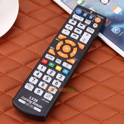 Universal Smart Remote Control Controller with Learn Function for TV SAT DVD CBL