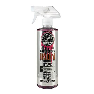 Chemical Guys - DeCon Pro Iron Remover and Wheel Cleaner - 16 fl oz (473 ml)