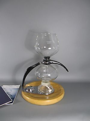 Cona Kaffeebereiter SIZE C mit Tablett - coffee maker