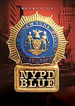 NYPD Blue - Season 3 (DVD, 2006, 4-Disc Set) Brand New Sealed Dennis Franz