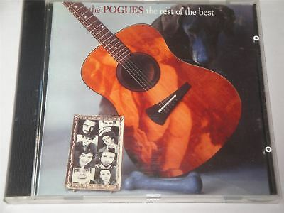 The Pogues - The Rest Of The Best CD Album