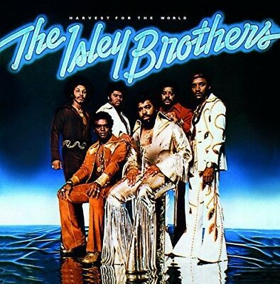 The Isley Brothers - Harvest for the World [New CD] Holland - Import