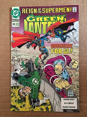 Green Lantern #46 DC Comics