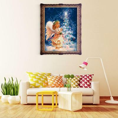 Angel Girl 5D Diamond DIY Painting Craft Kit Home Decor #ORP