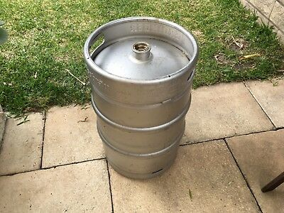 Beer Keg Stainess Steel