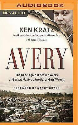 Avery: The Case Against Steven Avery and What -Making a Murderer- 97815 CD-AUDIO