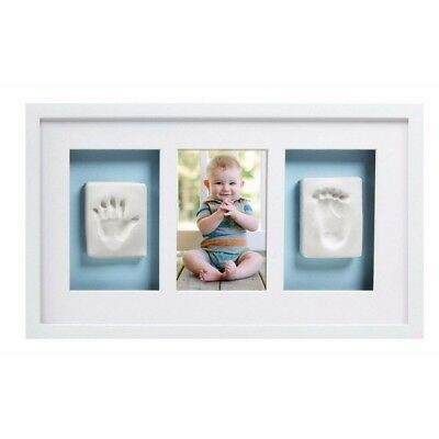 Pearhead Babyprints WALL Frame.3 Frame WALL .no-mess impression material.