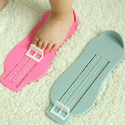 Home Foot Measuring Device Shoes Gauge Ruler Measure Tool for Kids Infant Baby