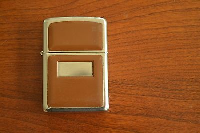 ZIPPO Lighter, Brown Enamel?, 1980, Very Clean, M192