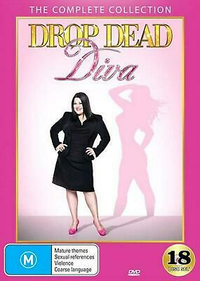 Drop Dead Diva   Series Collection - DVD Region 4 Free Shipping!