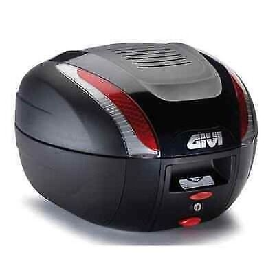 GIVI B33NML BAULETTO REAR 33 LT + PLATE for PEUGEOT Geopolis 125 - SC 50