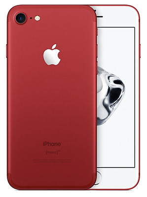 Apple iPhone 7 128GB (PRODUCT) RED - ROT - NEUWARE BULK