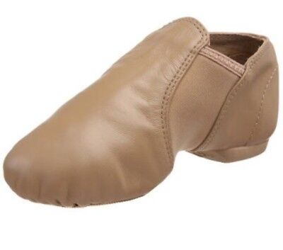 """Pull On Jazz Shoes Tan / Toddler 8 """"Sale """""""