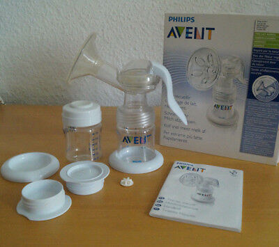 Milchpumpe Philips Avent OVP